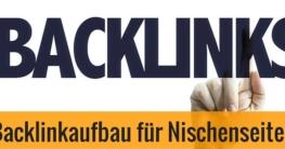 Backlinkaufbau für Nischenseiten - Tricks