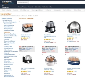 Eierkocher Amazon